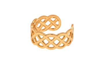 Go to Product: Gold Celtic Knot Toe Ring
