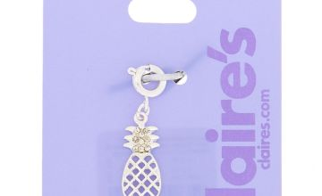 Go to Product: Silver Pineapple Bracelet Charm