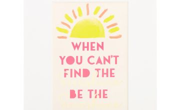 Go to Product: Sunshine Print Wall Art