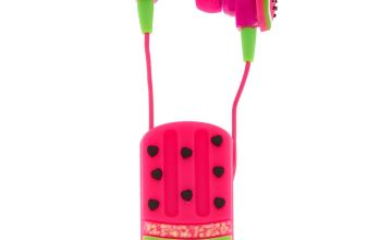 Go to Product: Watermelon Popsicle Earbuds & Winder