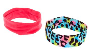 Go to Product: Rainbow Leopard Headwraps - 2 Pack