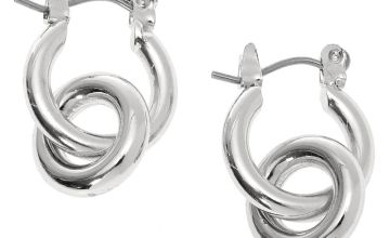 Go to Product: Silver 15MM Tube Hoop Earrings