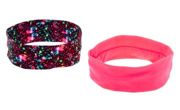 Go to Product: Neon Paint Splatter Headwraps - 2 Pack