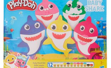 Go to Product: Play-Doh© Baby Shark™ Set