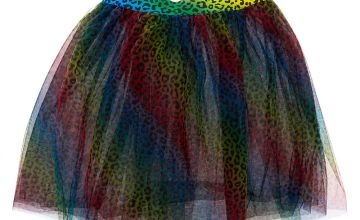 Go to Product: Rainbow Leopard Print Tutu