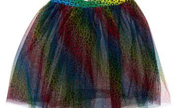 Go to Product: Rainbow Leopard Print Tutu