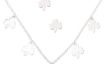 Go to Product: Silver Shamrock Jewellery Set - 2 Pack