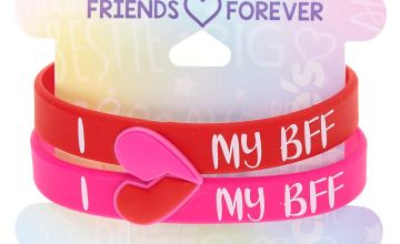 Go to Product: I Heart My BFF Friendship Bracelets - 2 Pack