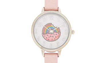 Go to Product: Sprinkle Donut Classic Watch - Pink