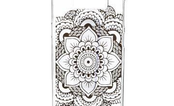 Go to Product: Clear Mandala Pattern Phone Case