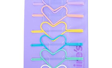 Go to Product: Pastel Heart Hair Pins - 6 Pack