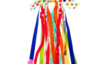 Go to Product: Rainbow Ribbon Hair Bobble