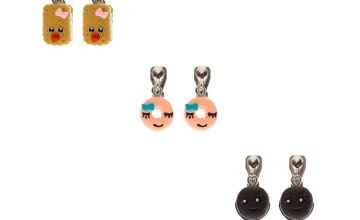 Go to Product: Sweet Treats Clip On Earrings Set