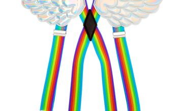 Go to Product: Rainbow Wing Braces