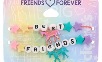 Go to Product: Cosmic Unicorn Beaded Stretch Friendship Bracelets - 2 Pack