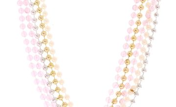 Go to Product: Claire's Club Bead Necklaces - 5 Pack