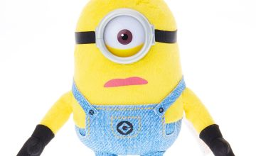 Go to Product: Despicable Me 3 Small Classic Minion Lucky Dip Soft Toy