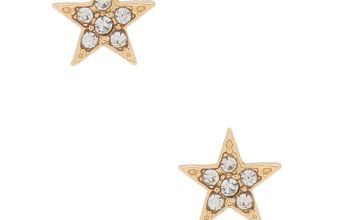 Go to Product: 18kt Gold Plated Star Stud Earrings
