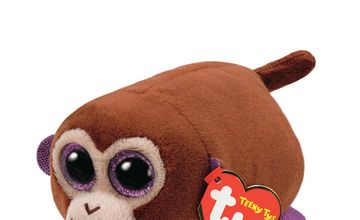 Go to Product: Teeny Ty Monkey Boo the Monkey Soft Toy