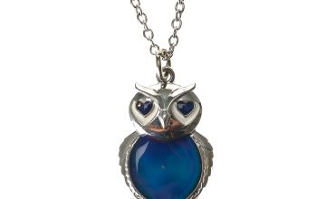 Go to Product: Mood Owl Pendant Necklace