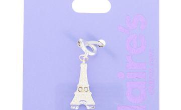 Go to Product: Silver Eiffel Tower Bracelet Charm