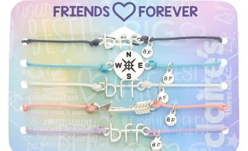 Go to Product: Pastel Wanderlust Adjustable Friendship Bracelets - 5 Pack