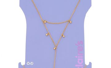 Go to Product: Gold Beaded Body Chain