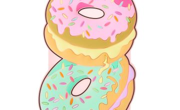 Go to Product: 3D Silicone Donuts with Sprinkles Phone Case - Fits iPhone 5/5S/SE