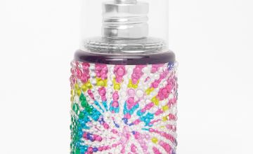 Go to Product: Rainbow Tie Dye Bling Body Spray - Bubble Gum
