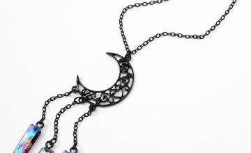 Go to Product: Black Celestial Moon Stone Pendant Necklace