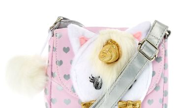 Go to Product: Claire's Club Ariella the Unicorn Crossbody Bag
