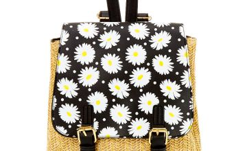 Go to Product: Daisy Straw Small Backpack