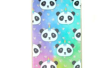 Go to Product: Rainbow Panda Unicorn Phone Case - Fits iPhone 5/5S/SE