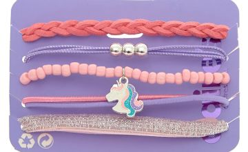 Go to Product: Miss Glitter the Unicorn Stretch Bracelets - 5 Pack