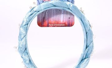 Go to Product: ©Disney Frozen 2 Suede Braided Headband – Blue