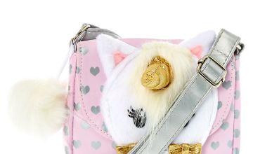 Go to Product: Claire's Club Ariella the Unicorn Crossbody Bag