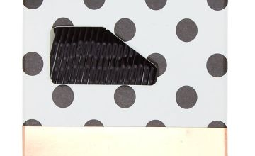 Go to Product: Polka Dot Matchbook Bobby Pins - Black, 24 Pack