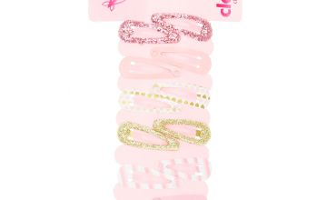 Go to Product: Claire's Club Mini Snap Hair Clips - 12 Pack