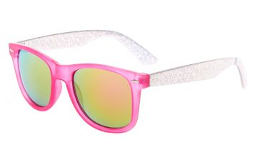 Go to Product: Holographic Retro Sunglasses - Pink