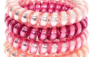 Go to Product: Very Berry Spiral Hair Bobbles - 4 Pack