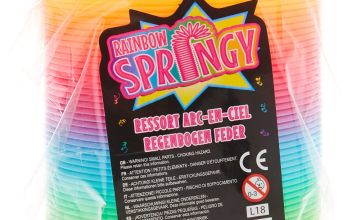 Go to Product: Mega Rainbow Springy Slinky