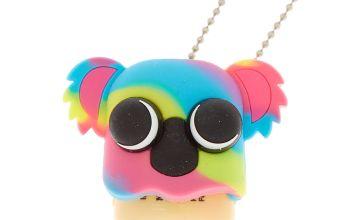 Go to Product: Pucker Pops Rainbow Koala Popper Lip Gloss - Coconut