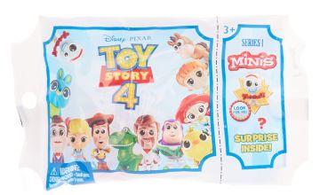 Go to Product: Toy Story 4© Series 1 Minis Blind Bag