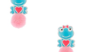 Go to Product: Sterling Silver Frog Puff Stud Earring