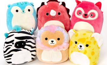 "Go to Product: Squishmallows™ 5"" Bright Plush Toy - Styles May Vary"