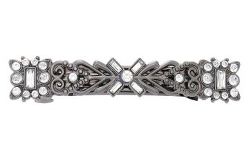 Go to Product: Hematite Greek Goddess Crystal Hair Barrette