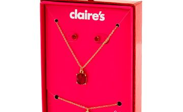 Go to Product: July Birthstone Jewellery Gift Set - Ruby, 3 Pack