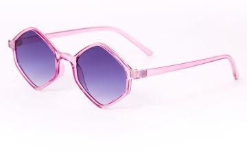 Go to Product: Hexagon Sunglasses - Purple
