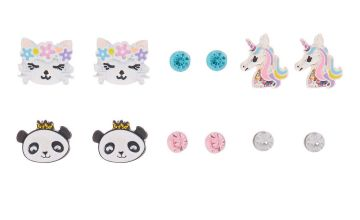 Go to Product: Fierce Friends Stud Earrings - 6 Pack