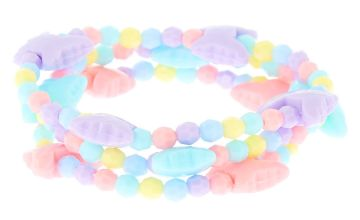 Go to Product: Claire's Club Pastel Butterfly Stretch Bracelets - 3 Pack